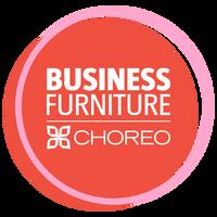 Business Furniture + Choreo  logo