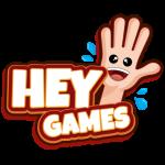 HEY Games logo