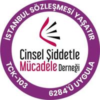 Cinsel Şiddetle Mücadele Derneği logo