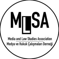 Medya ve Hukuk Çalışmaları Derneği (MLSA) logo