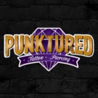 Punktured Tattoo logo