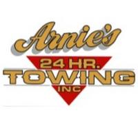 Arnies 24Hr Towing, Inc logo