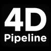 4D Pipeline logo